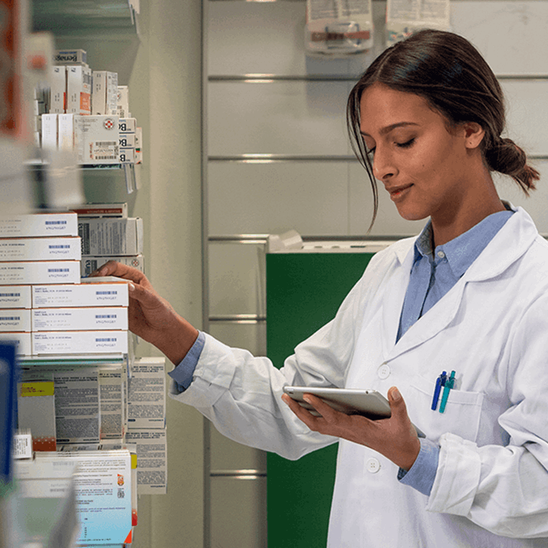 Pharmacy Technician: A Rewarding & Growing MS Job